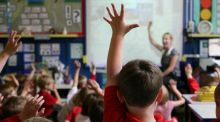 "Long-promised reform is materialising in the Education (Admission to Schools) Bill, which will require school admissions policies to be ""inclusive"" and will outlaw discrimination on racial, religious or disability grounds. File photograph: Dave Thompson/PA Wire"