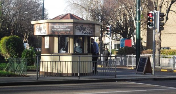 Image result for ballsbridge coffee kiosk