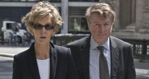 Solicitor Brian O'Donnell and his wife Dr Mary Patricia have lost a Supreme Court appeal over their bankruptcy