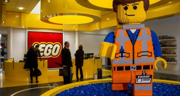 Everything Is Awesome As Sales Reach Record High At Lego