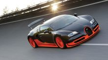 Bugatti Veyron production ends after a decade at the top