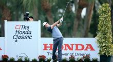 Rory McIlroy  in action during the pro-am  for The Honda Classic on the Champions Course at the PGA National Resort and Spa in Palm Beach Gardens, Florida. Photo:  David Cannon/Getty Images