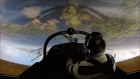 Bumpy flight: on board for aerobatics over Lough Ree