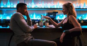 The big con: Will Smith and Margot Robbie in Focus