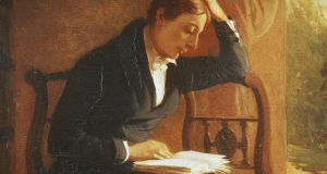 John Keats painted by Joseph Severn. Photograph: Getty Images
