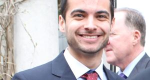 Luiz Fernando Zago (24)  from Santa Catarina, a business undergraduate at IT Sligo, 2013-14