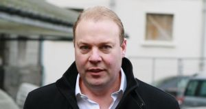 Jim Mansfield jnr: lost his appeal against a €6.3 million judgment. Photograph: Collins