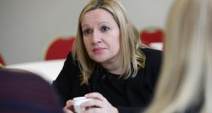 "Lucinda Creighton has claimed that because Enda Kenny ""wants the referendum to pass he will therefore muddy the waters and leave the surrogacy issue until a later date"". Photograph: Cyril Byrne"