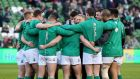 Jordi Murphy to step up for Ireland as Joe Schmidt gets ready to go again