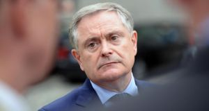 Minister for Public Expenditure and Reform Brendan Howlin: 'We did it in a very different way from the Greeks . . . But we got spectacular success.' Photograph: Eric Luke