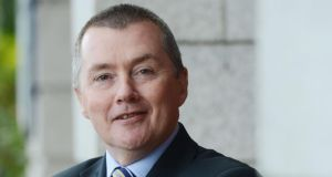The draft wording sets out a list of guarantees that IAG, headed by Willie Walsh (pictured), must fulfil before any offer can be considered by the Government. Photograph: Alan Betson