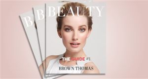 Brown Thomas Beauty: Spring 2015