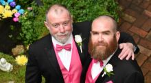 Our wedding story: 'It would be great to have our marriage recognised in Ireland'