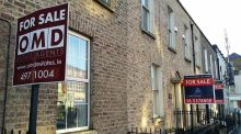 New research from the Central Bank shows half of all mortgages taken out in 2007 were still in negative equity in the middle of 2014. Photograph: Frank Miller/The Irish Times