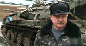 Ukraine: 'We know how to build a tank'