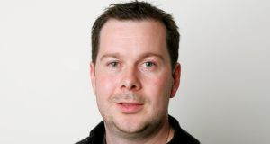 Irish Times sports journalist Carl O'Malley, who passed away suddenly on Thursday at the age of 36