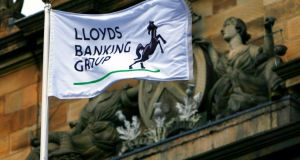 Lloyds Banking Group reaches a milestone in recover. Photograph: Reuters