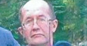 Remigijus Nutautas (55), who was last seen at Whitethorn Grove in Celbridge, is described as being 183cm  tall, of medium build and bald.  Photograph: Garda Press Office