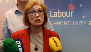 Minister for Education Jan O'Sullivan has declined to say whether teachers refusing to implement the junior cycle reforms will be disciplined. Photograph: Cyril Byrne