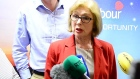 Education Minister Jan O'Sullivan announcing she intends to continue rolling out the planned new junior cycle programme without the agreement of teacher unions while at the Labour Party annual conference. Video: Bryan O'Brien