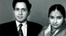 Family Fortunes: My mother's bindi and the reason for her half-smile
