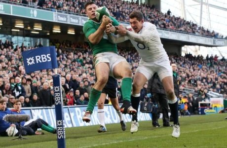 Ireland's Grand Slam ambition on course after England put to sword