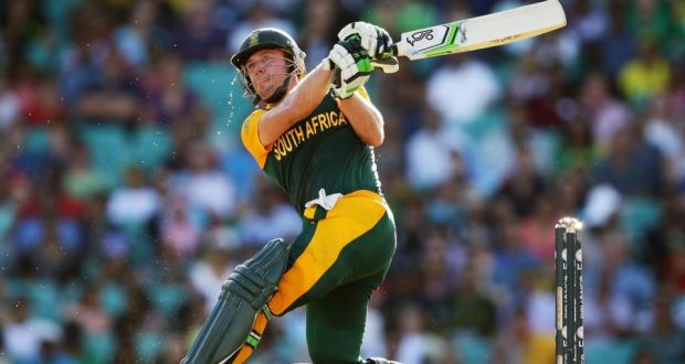 AB De Villierss Ability To Play Shots 360 Around The Crease Makes Him A Very Difficuly