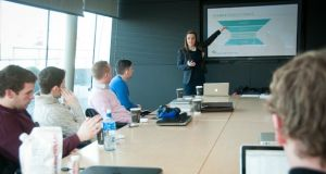 Gallery: Day 6 of the AIB Start-up Academy