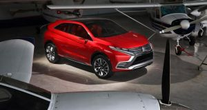 Mitsubishi's PHEV concept is a look ahead to the new ASX.