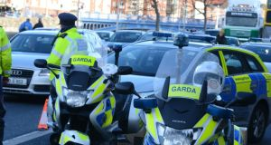 As demands for the extra Garda resources are usually created by a commercial events, the force charges for it – the Garda generated €2.869 million from such activities last year. Photograph: Cyril Byrne