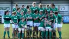 Ireland's women's rugby team: Indications from within World Rugby appear to make Ireland favourites to host the 2017 World Cup ahead of England and South Africa. Photograph: Dan Sheridan/Inpho