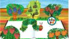 The Very Hungry Caterpillar app is based on Eric Carle's classic.