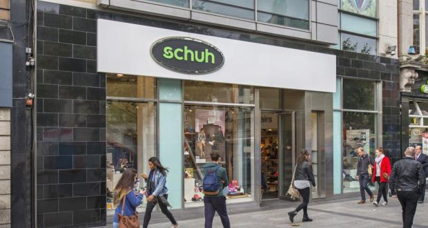 d566045cc656c9 47-48 O Connell Street  leased by footwear specialist Schuh.