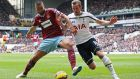 West Ham's Winston Reid has signed a long-term contract extension. Photograph: Paul Childs/Reuters