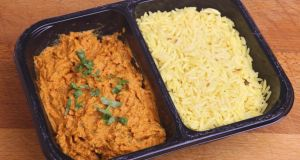There is a factory in the UK producing 10 tons of chicken tikka a day.Photograph: Thinkstock