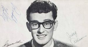Buddy Holly, Ritchie Valens, JP Richardson and their pilot all died in the crash.