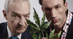 Dude, where's my hit?: journalist Jon Snow and doctor Christian Jessen on Drugs Live: Cannabis Dude, where's my hit?: journalist Jon Snow and doctor Christian Jessen on Drugs Live: Cannabis
