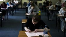 'Any type of inventive thought stands in direct opposition to the Leaving Cert.' Photograph: Keith Heneghan/Phocus