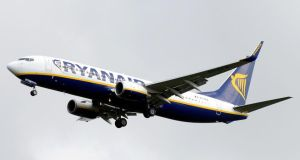 Ryanair wants to grow its share of the central European country's market to between 15 per cent and 20 per cent from its current 4 per cent by 2019. File photograph: Nick Ansell/PA Wire