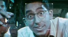 Dev Patel puts the cheeky in Chappie