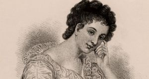 Maria Edgeworth: 'Austen's bestselling rival' was the author of 'Castle Rackrent' amongst many other novels. Photograph:  Universal History Archive/Getty Images