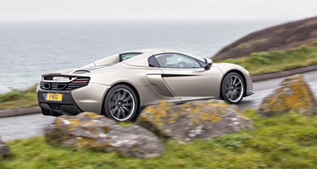 First drive mclaren 650s spider draws everyone into its web mclaren 650s spider mso the perfect foil to ferraris fandeluxe Images