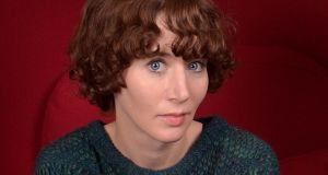 Miranda July: 'I worked in peepshow . . . It's not totally removed from the part of me that does all these projects with strangers and stuff.' Photograph: Didier Messens/Wire Image