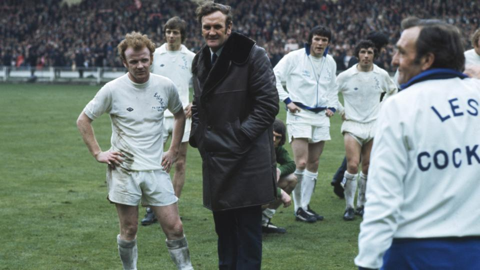 The National Manager of the Match 1973
