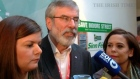 Gerry Adams: Sinn Féin is 'good for business'