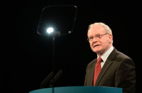 Sinn Féin votes not to enter a FF or FG-led government