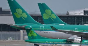 The union meeting followed talks this week between IAG and a Government body set up to review its proposed €2.55-a-share offer for Aer Lingus. Photograph: Artur Widak/PA Wire
