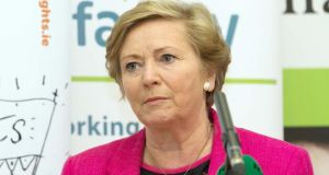 Minister for Justice Frances Fitzgerald chaired a  meeting of Fine Gael's election strategy committee this week which  heard the party was short of its  target of women candidates for the  election. Photograph: