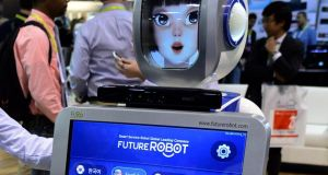 The rise of robots will challenge many of our beliefs, not least our conviction that a good education is the best route towards prosperity. Photograph: Michael Nelson/EPA