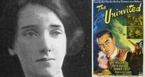 Hollywood's supernatural thriller The Uninvited (1944) was based on the book Uneasy Freehold (1941) by Dorothy Macardle, a prominent member of the Women Writers' Club (1933-1958).